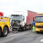 Śmiertelny wypadek na obwodnicy Opola. Nie żyje kobieta, dwie osoby są ranne